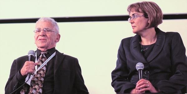 Q&A with Gabor Kalman and Gyöngyi Mago