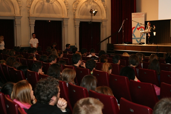 Educational morning for secondary schools