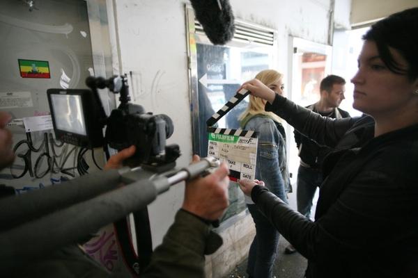 """Snimanje filma """"Osjet"""""""