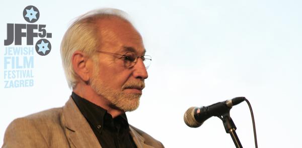 Frank Stern bio je predavač na edukaciji 2011.