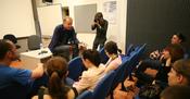 Predavanje Stellana Skarsgårda na Akademiji dramske umjetnosti