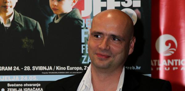 Njemački redatelj, oskarovac Jochen Alexander Freydank