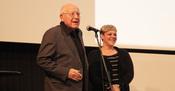 Počasni predsjednik Branko Lustig i direktorica Festivala Nataša Popović