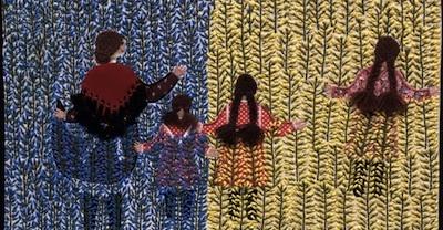 KROZ UŠICU IGLE: Umjetnost Esther Nisenthal Krinitz